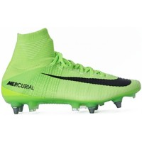 Chaussures Homme Football Nike Mercurial Superfly V SG Pro Vert
