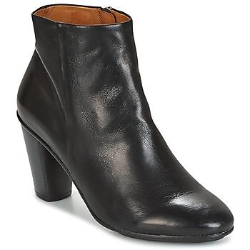 Chaussures Femme Bottines n.d.c. AURORA ZIP Noir