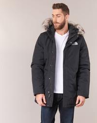 Vêtements Homme Parkas The North Face ZANECK Noir