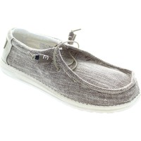 Chaussures Homme Mocassins Hey Dude Wally Woven Beige