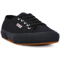 Chaussures Femme Baskets basses Superga COTU FULL BLACK CLASSIC Nero