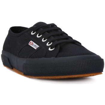 Chaussures Femme Baskets basses Superga COTU FULL BLACK CLASSIC     66,4