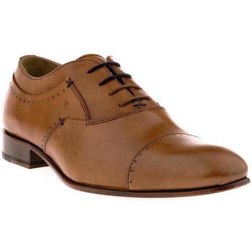 Chaussures Homme Richelieu Dillinger Richelieu Marron