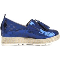 Chaussures Femme Ballerines / babies Luciano Barachini 8131C Ballerines et Mocassins Femme Blue Blue