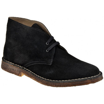 Chaussures Homme Boots Koloski Desert Casual montantes Noir