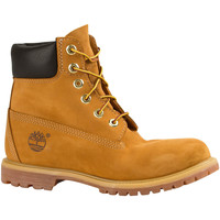 Chaussures Femme Boots Timberland Boots  Icon 6 Inch Premium Boot Jaune Femme Jaune