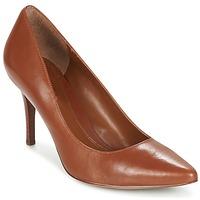Chaussures Femme Escarpins Ralph Lauren REAVE Cognac