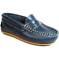 Chaussures Enfant Mocassins La Valenciana ZAPATOS NIÑOS  045 MARINO bleu