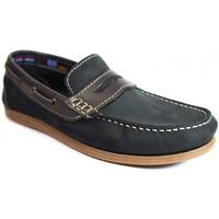 Chaussures Homme Chaussures bateau La Valenciana ZAPATOS  256 MARINO bleu