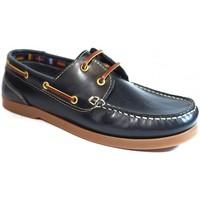 Chaussures Homme Chaussures bateau La Valenciana ZAPATOS  1688 MARINO bleu