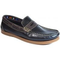 Chaussures Homme Chaussures bateau La Valenciana ZAPATOS  1694 MARINO bleu