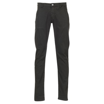 Vêtements Homme Chinos / Carrots Casual Attitude IHOCK Noir