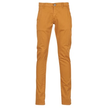 Vêtements Homme Chinos / Carrots Casual Attitude HOCK Beige