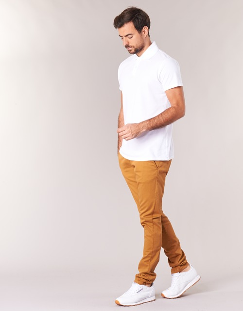 Ihock Beige Attitude Casual ChinosCarrots Homme n8Owk0PX