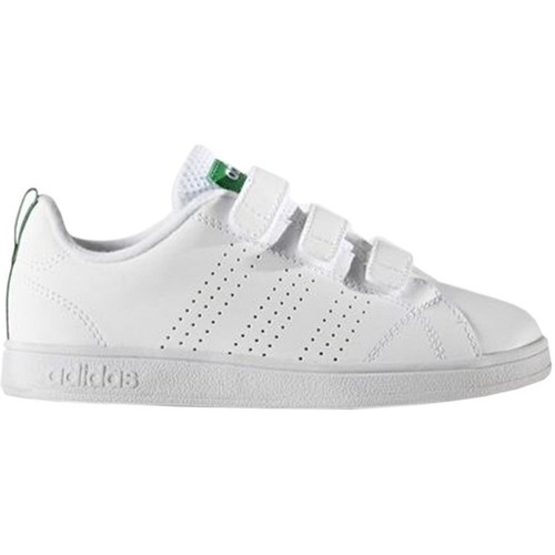 Chaussures Enfant Baskets basses adidas Originals VS Advantage Clean Cmf C blanc