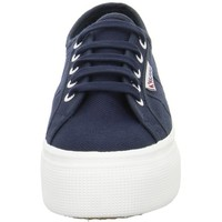Chaussures Femme Baskets basses Superga 2790COTW Linea UP Bleu