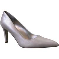 Chaussures Femme Escarpins Kesslord ANITA ANITA_GP_BL Blanc