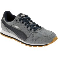 Chaussures Homme Baskets basses Puma ST RUNNER HERRINGBONE Baskets basses
