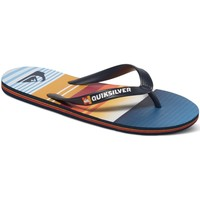 Chaussures Homme Tongs Quiksilver Molokai Everyday Stripe - Chancletas MULTICOLOR