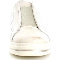 Chaussures Femme Ballerines / babies Melluso 05809 Ballerines et Mocassins Femme Platinum Platinum