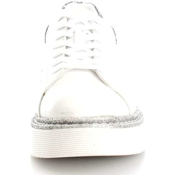 Chaussures Femme Baskets basses Cult CLE102958 Basket Femme White White
