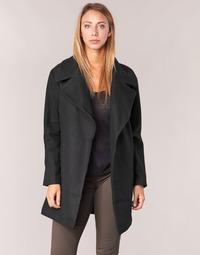 Vêtements Femme Manteaux Kaporal BANJO Noir