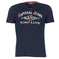 Vêtements Homme T-shirts manches courtes Kaporal MAKAO Marine