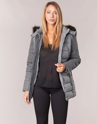 Vêtements Femme Doudounes Kaporal BEGIN Gris