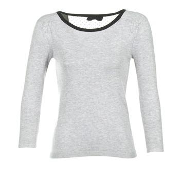 Vêtements Femme Pulls Naf Naf NARIO Gris