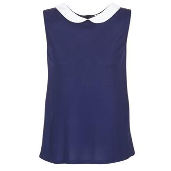 Vêtements Femme Tops / Blouses Naf Naf OCHOUPI Marine