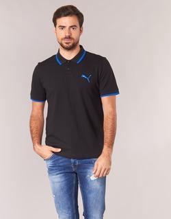 Vêtements Homme Polos manches courtes Puma ACTIVE HERO POLO Noir