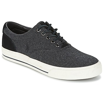 Chaussures Homme Baskets basses Polo Ralph Lauren VAUGHN Gris