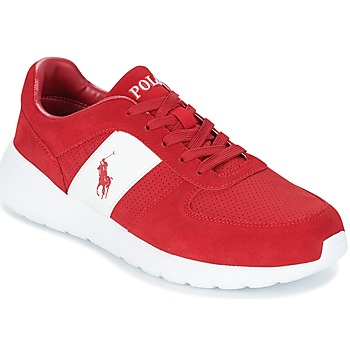 Chaussures Homme Baskets basses Polo Ralph Lauren CORDELL Rouge