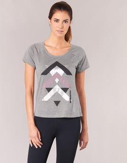Vêtements Femme T-shirts manches courtes Only Play LINDA Gris