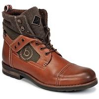 Chaussures Homme Boots Bugatti MATINE Cognac