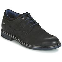 Chaussures Homme Derbies Bugatti MARGE Noir