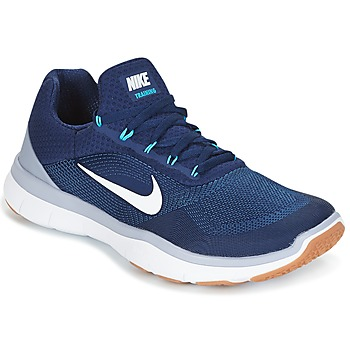 Chaussures Homme Fitness / Training Nike FREE TRAINER V7 Bleu