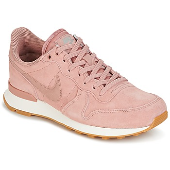 Chaussures Femme Baskets basses Nike INTERNATIONALIST SE W Rose