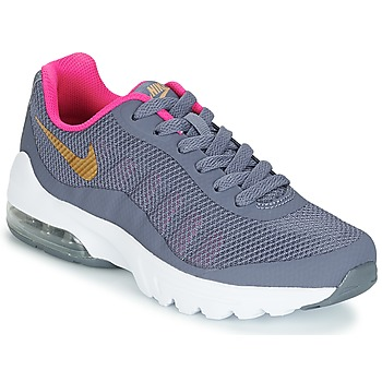 Chaussures Fille Baskets basses Nike AIR MAX INVIGOR GRADE SCHOOL Bleu / Rose