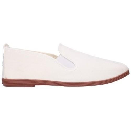 Chaussures Homme Espadrilles Potomac 295 (C) - Blanco blanc