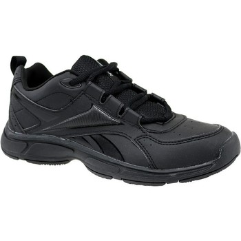 Chaussures Enfant Baskets basses Reebok Sport Get The Net Noir