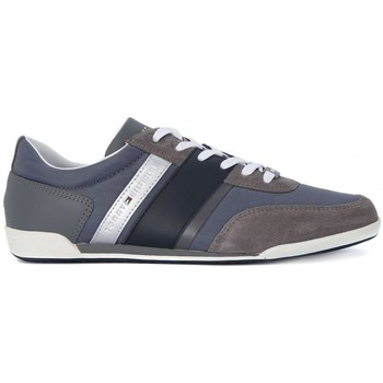 Chaussures Homme Baskets basses Tommy Hilfiger TOMMY HILFIGHER ROYAL Grigio
