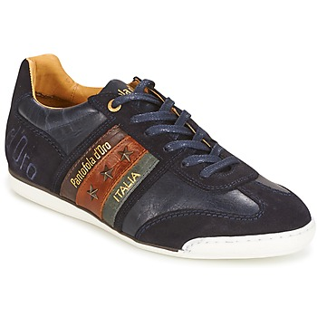 Chaussures Homme Baskets basses Pantofola d'Oro IMOLA UOMO LOW Bleu
