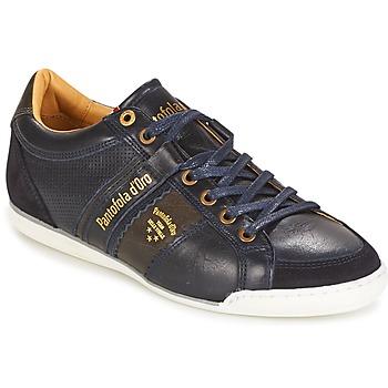 Chaussures Homme Baskets basses Pantofola d'Oro SAVIO UOMO LOW Bleu