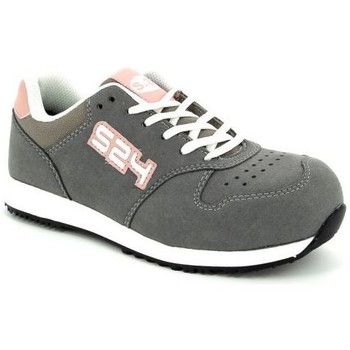 Chaussures Femme Baskets basses S24 BASKET DE SECURITE FEMME WALLABY GRIS Gris