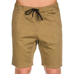 Vêtements Homme Pantacourts Quiksilver SHORT MARRON