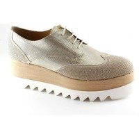 Chaussures Femme Derbies Divine Follie  Beige