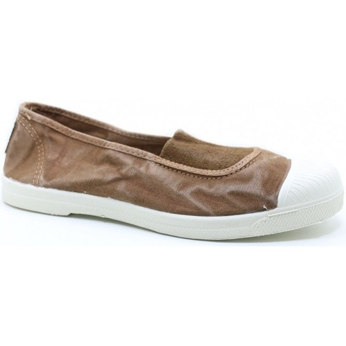 Chaussures Femme Ballerines / babies Natural World lonas mujer - rose