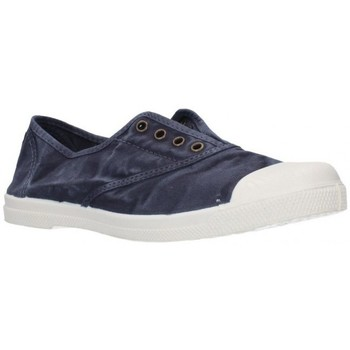 Chaussures Femme Baskets basses Natural World 102E - Azul marino bleu