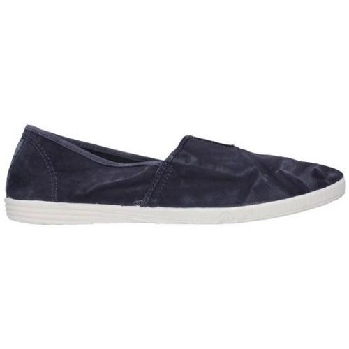 Chaussures Homme Espadrilles Natural World 305E - Azul marino bleu